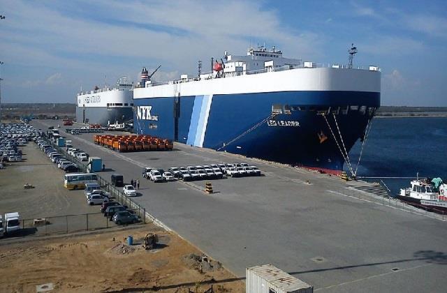 sri lanka asks chinese ship to leave hambantota port