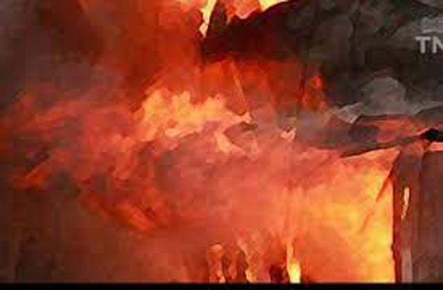 mother and daughter die in house fire in kishtwar jammu and kashmir