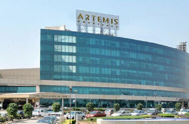 now hundreds of patients in artemis hospital are in danger oxygen left