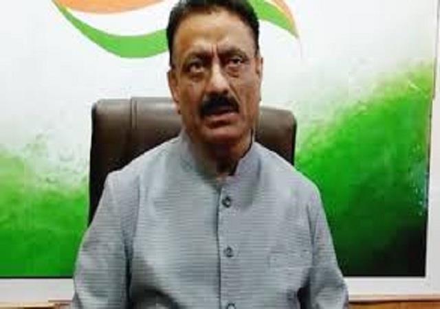 breaking block committee of dharamshala and mandi disbanded