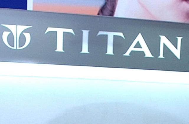 titan sales were strong in the march quarter