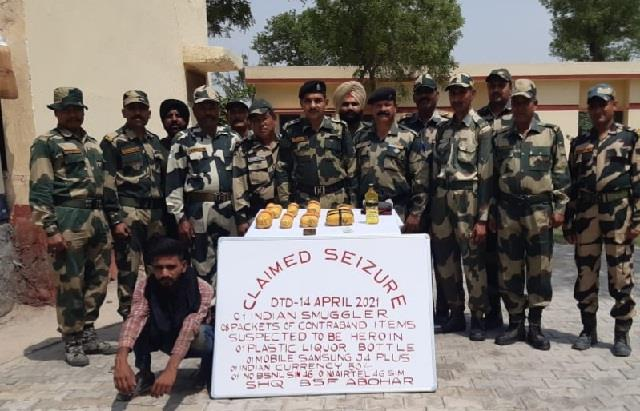 heroin worth crores of rupees recovered