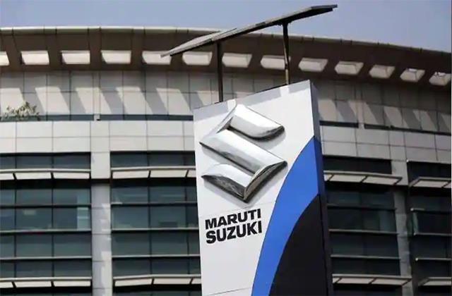maruti suzuki s integrated net profit declined 6
