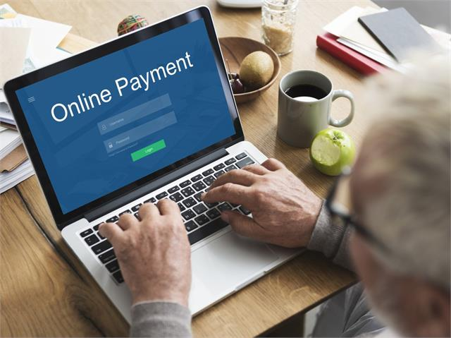 online payment accounted for more than 50 of transactions with sbi card