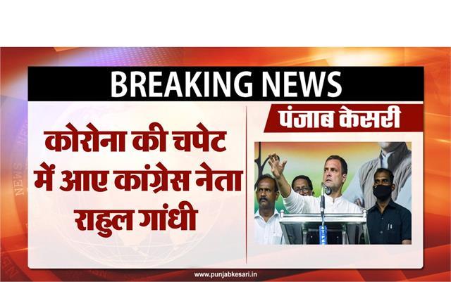 national news punjab kesari congres rahul ghandi