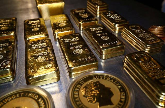 bullion mcx review gold shines silver breaks