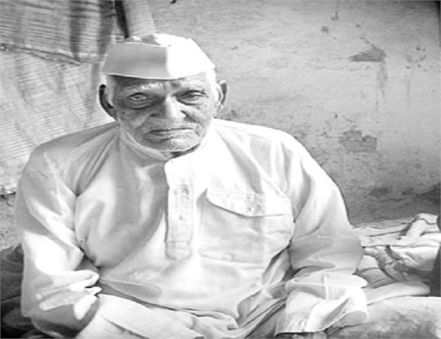 chitrakoot the only remaining freedom fighter bhubaneswar prasad shukla died