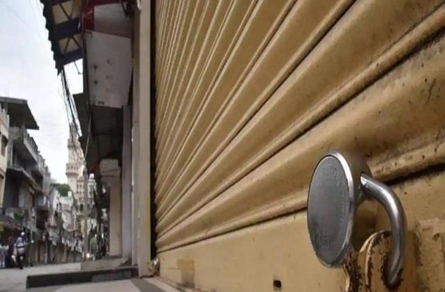 big news lockdown increased in these cities of madhya pradesh