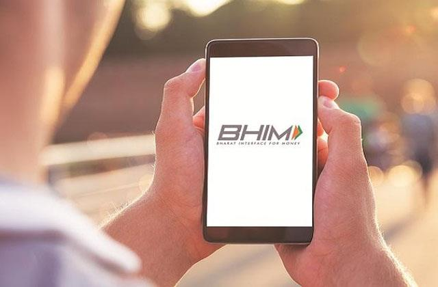 273 crore transactions from bhim upi in march transactions worth