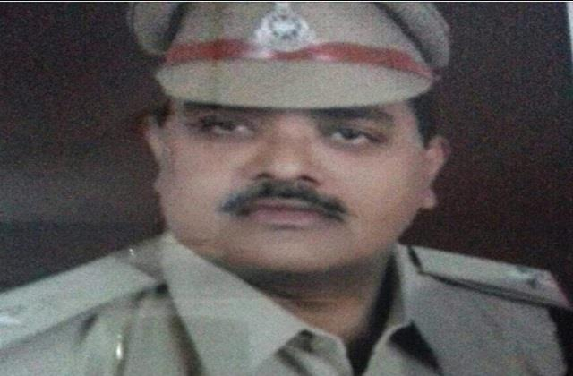 sub inspector died while on duty