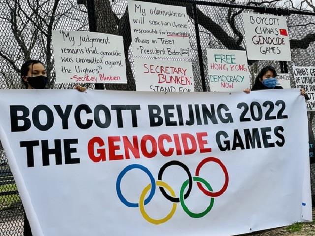 uyghur body urges canada to ensure boycott of 2022 beijing olympics