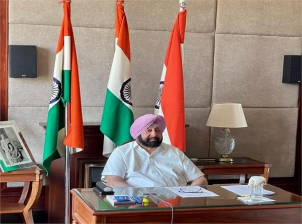 captain urges pm modi to approve projects worth rs 937 crore