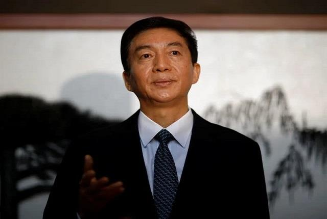 china s official in hong kong warns of retaliation against foreign meddling