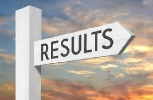 rajasthan junior engineer recruitment exam results released