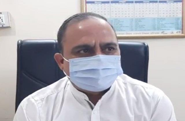 civil surgeon claims there is no shortage of oxygen in this district