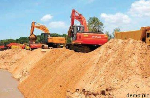 two laborers killed during illegal sand mining