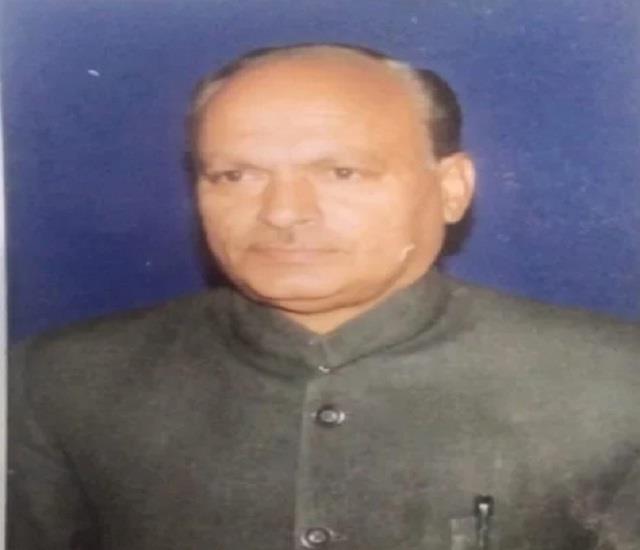 former himachal minister mohanlal dies cm mourns