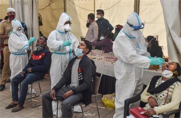 corona outbreak in cm city gorakhpur 320 positive including two mla