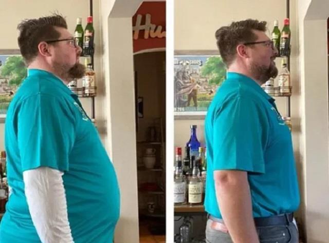 Beer पीकर फैट-टू-फिट हुआ यह शख्स, 47 दिनों में घटाया 18kg वजन