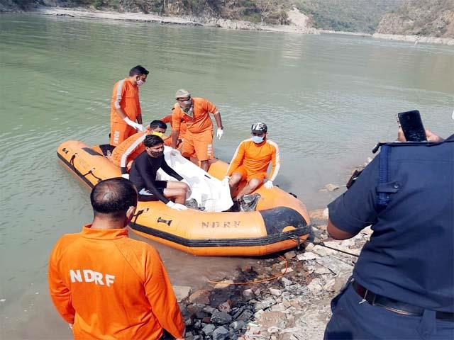 body of 5th person drowned in river found