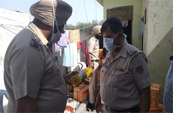 jalandhar police raid at home recovered dangerous chemical