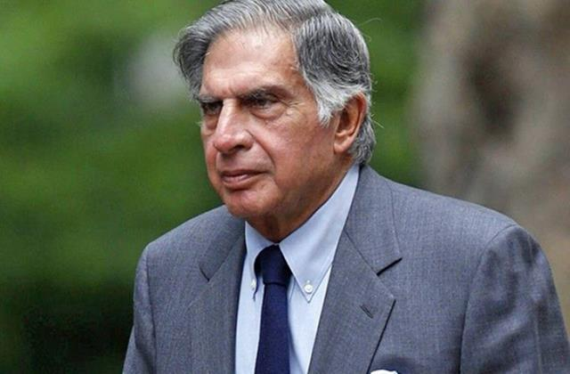 ratan tata still has regret about this if industrialists do not do this work