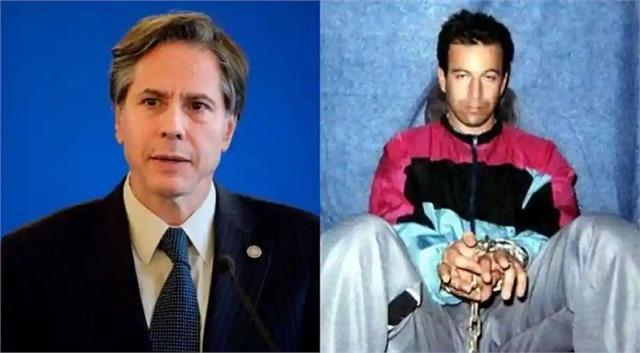 us secretary of state speaks with daniel pearl s family assures justice