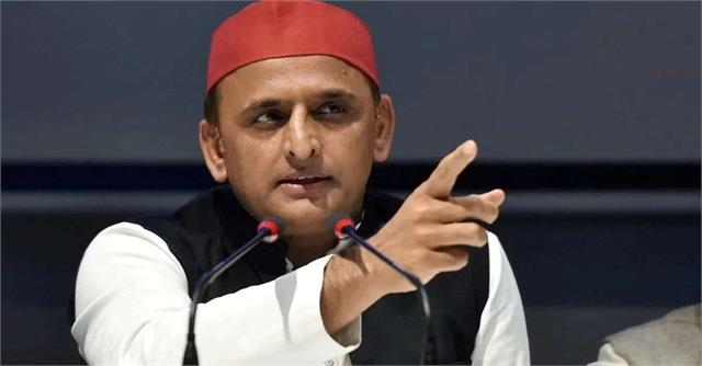 for the second wave of corona akhilesh fiercely attacked the