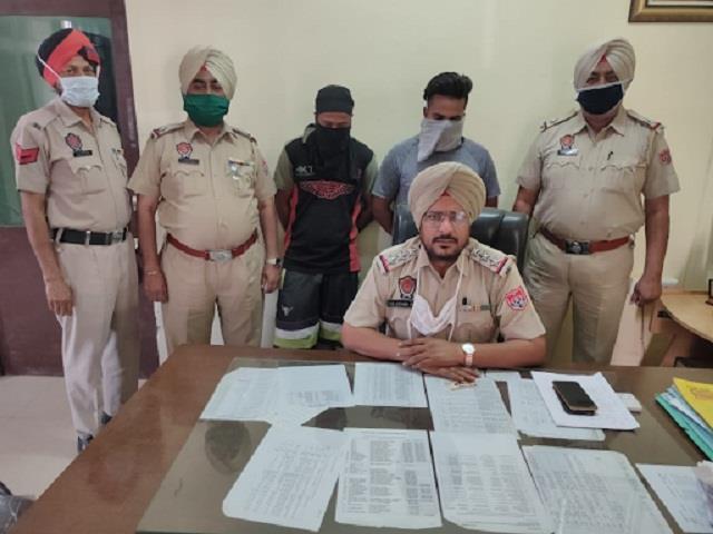 criminal arrested for supplying heroin
