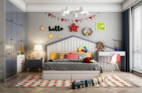 कम बजट में ऐसे सजाएं बच्चों का कमरा