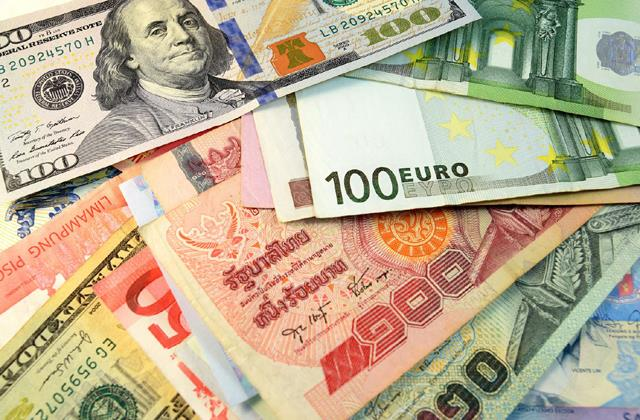 foreign exchange reserves exceeded 582