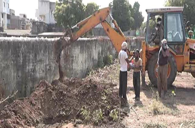 national news punjab kesari gujarat cemetery cremation