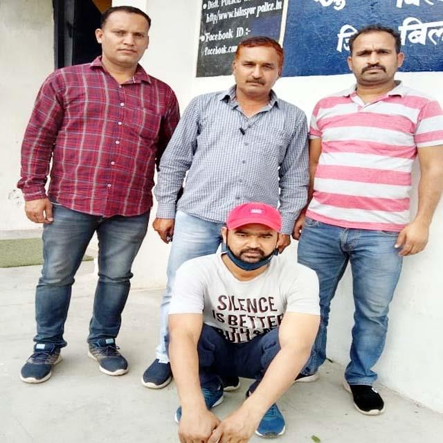 proclaimed offender arrested from sirsa after 4 years