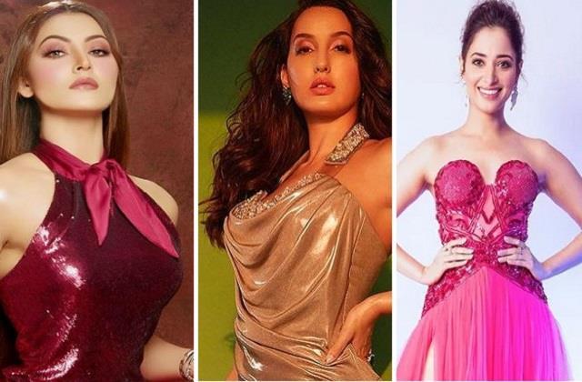 Filmfare Awards में इन एक्ट्रेस ने अपनी स्टनिंग आउटफिट्स से लगाई आग
