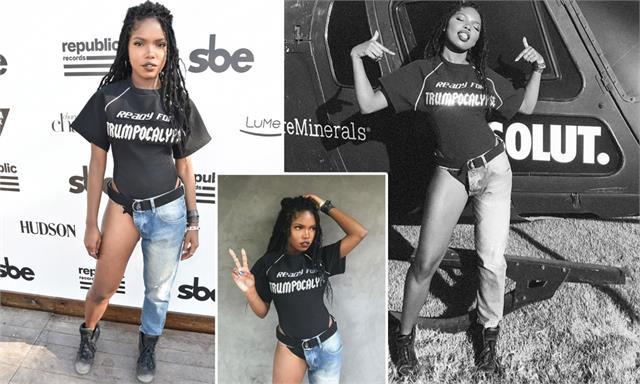 PICS- सोशल मीडिया पर छाया एक पैर वाली जींस का ट्रैंड तो यूजर्स बोले- कौन बनाता है ऐसे कपड़े!