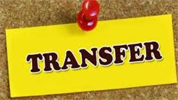 87 policemen transferred together in rewari
