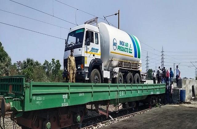 will be supplied through green corridor