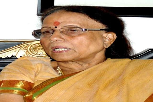 indira hridayesh will stay in detention for one week