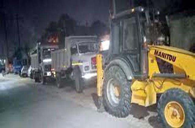 19 vehicles seized in samba for illegal minning