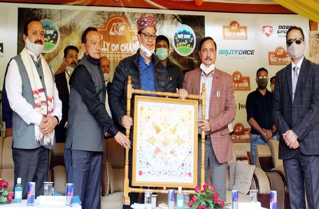 winter sports center will be opened in himachal