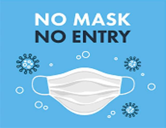 shimla himachal no mask no service