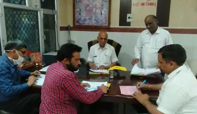 5 teams check records of mills