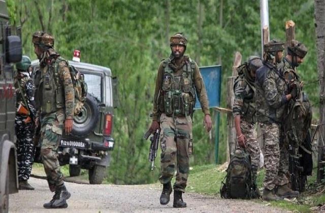 j k security forces get big success in shopian encounter 3 terrorists killed