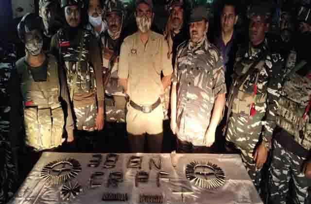 ammunition recovered in samba bari brahmna area