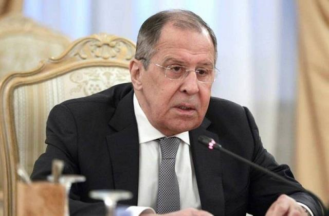 russian foreign minister sergey lavrov will be visiting pakistan tomorrow