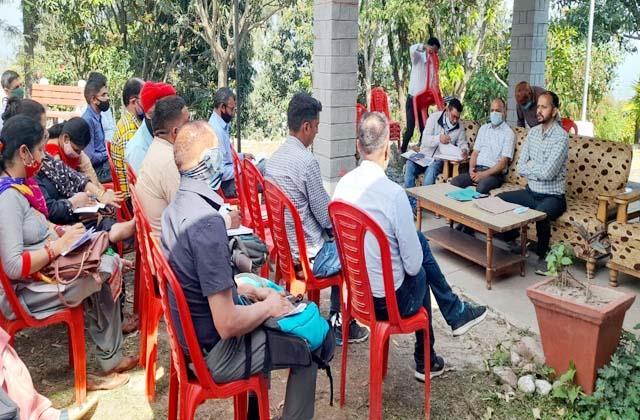 ineligible people grab pm kisan samman nidhi in ghumarwin