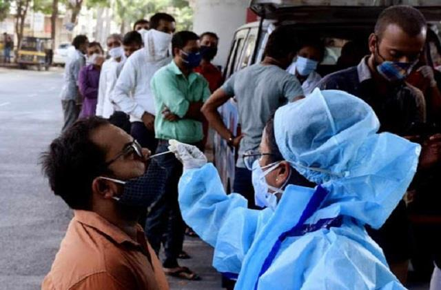 delhi becomes the most affected city in the country due to epidemic