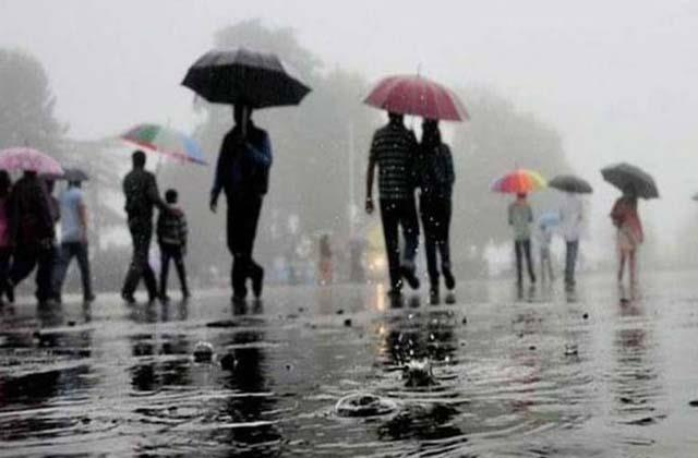 heavy rain and hailstrom possibility of 2 days in himachal