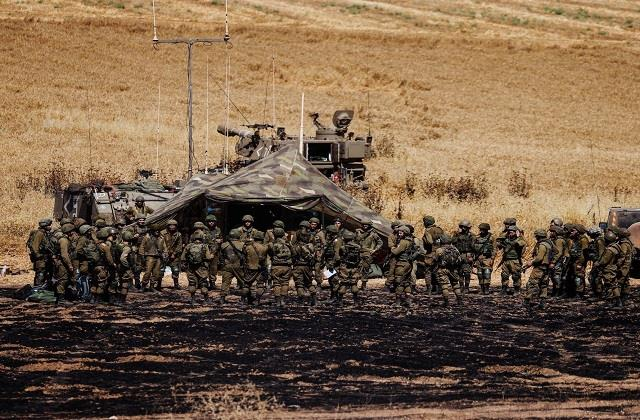 heavy fire in gaza israel preparing for ground action