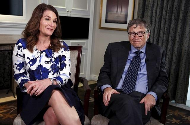 bill gates and his wife melinda declare divorce after 27 years of marriage